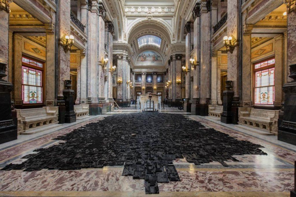 O que fazer em Montevideo: Palacio Legislativo