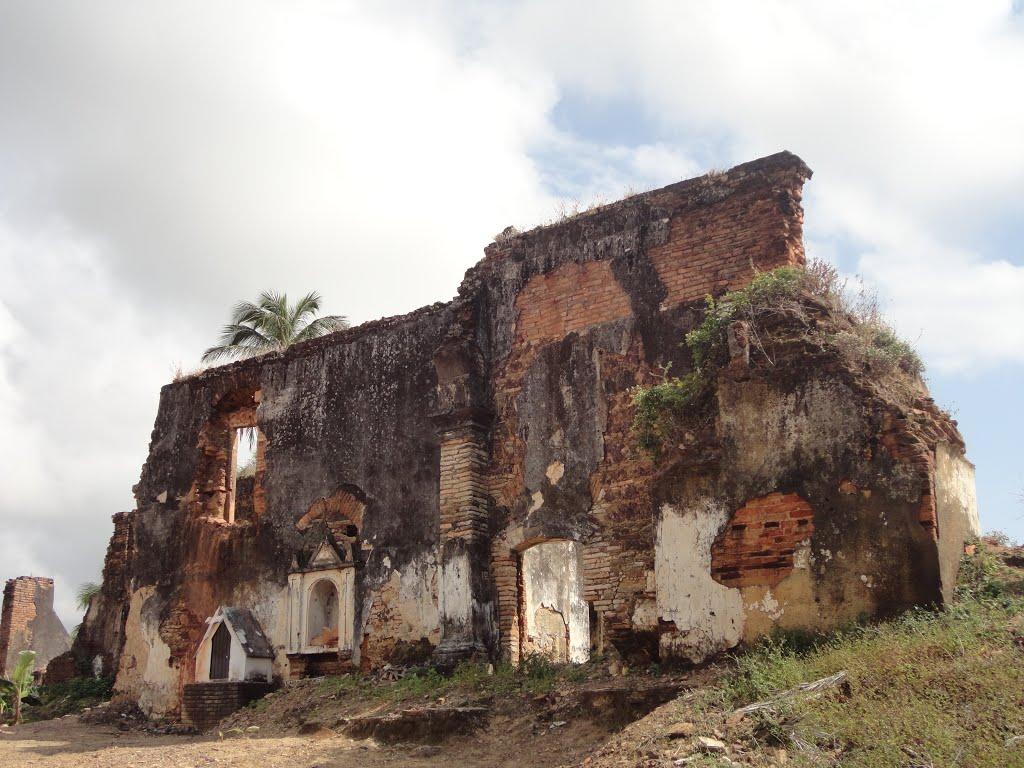 Ruínas do Mosteiro de São Bento