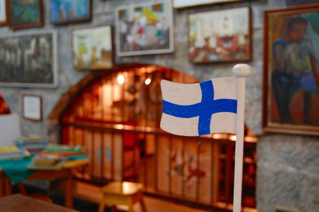Museu Finlandês Eva Hilden em Penedo
