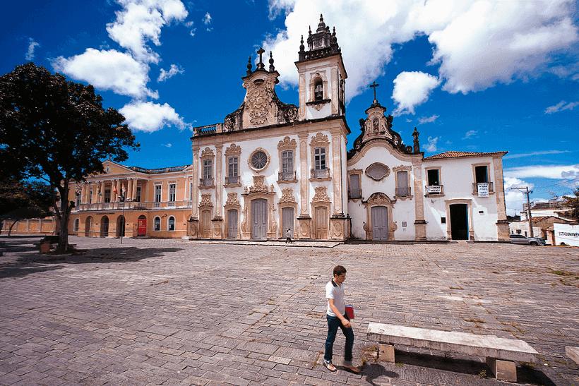 Convento e Igreja Nossa Senhora do Carmo