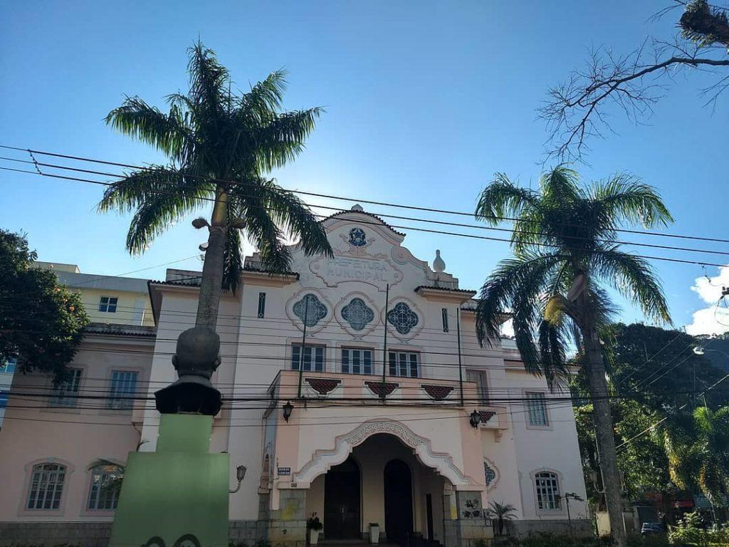 O que fazer em Teresópolis: Palácio Teresa Cristina