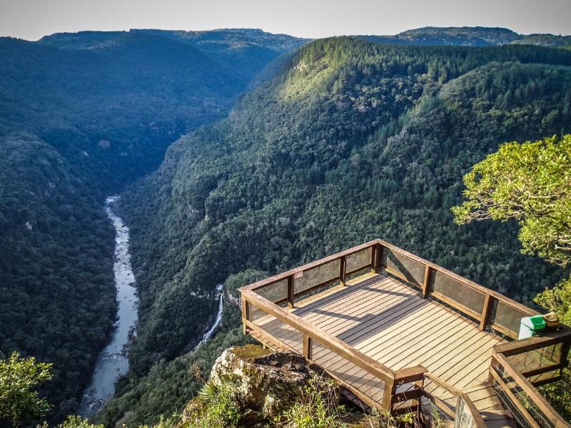 Parque da Ferradura - Roteiro Canela Gramado