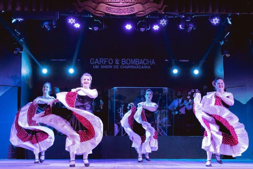Garfo e Bombacha