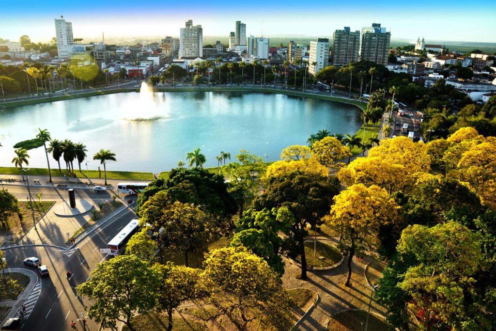 Parque da Lagoa - João Pessoa