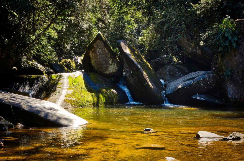 Passeio em Penedo: Cachoeiras das Antas