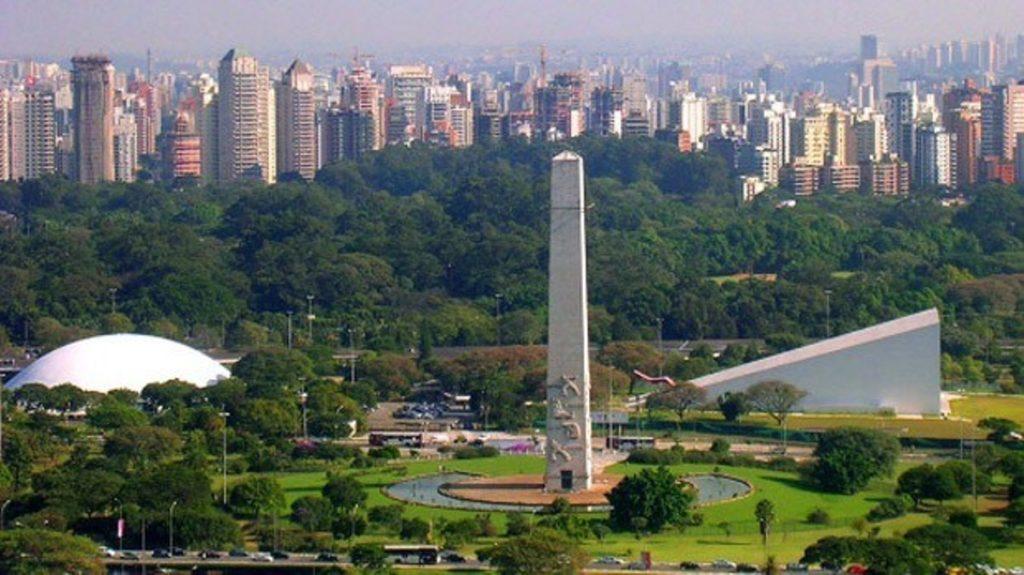 Passeios em São Paulo: Parque Ibirapuera