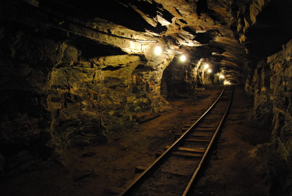 Passeio em Ouro Preto: Mina de Passagem