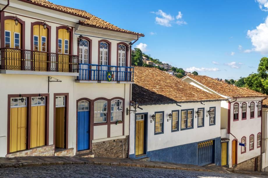 O que fazer em Ouro Preto