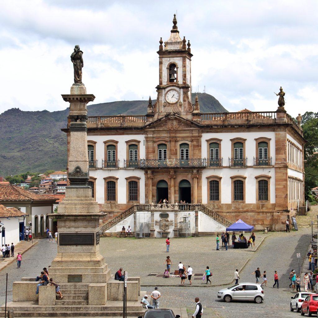 Centro Histórico Ouro Preto MG