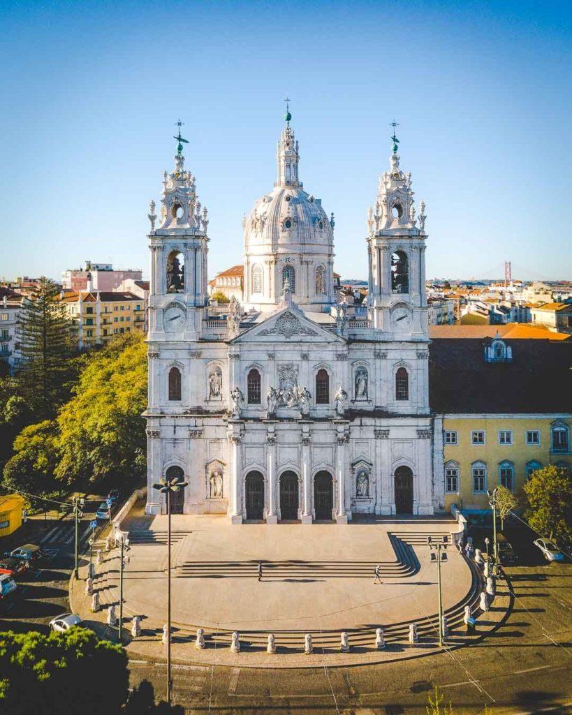 O que fazer em Lisboa: Basílica da Estrela