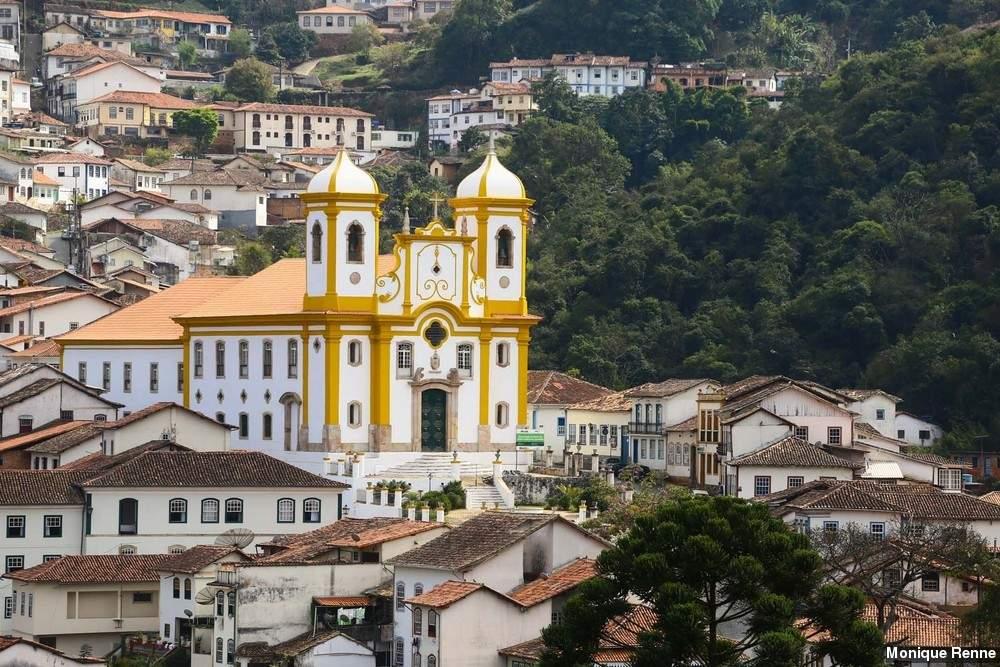 Paróquia e Santuário de Nossa Senhora da Conceição - Ouro Preto