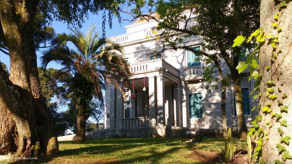 O que fazer em Curitiba: Museu Paranaense