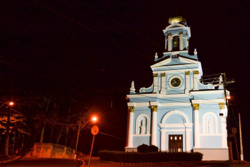 Igreja de São Benedito - Serra Negra