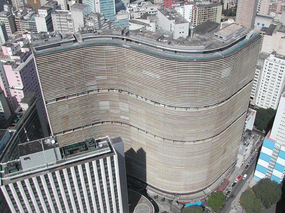 O que fazer em São Paulo: Edifício Copan