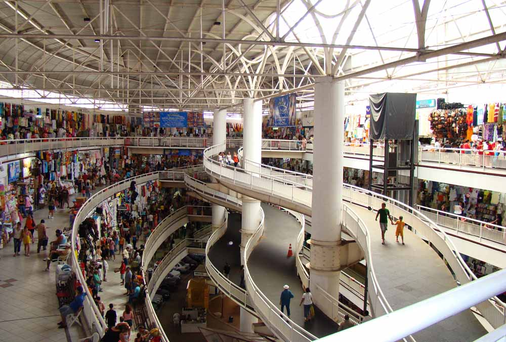 Passeio em Fortaleza: Mercado Central