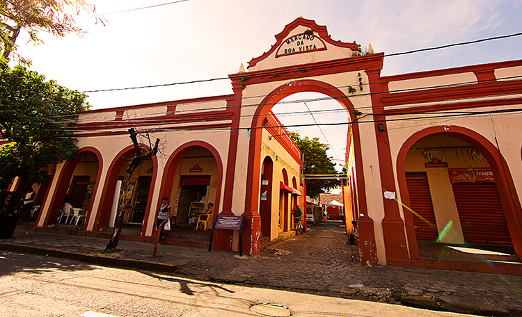 Mercado Boa Vista - Recife