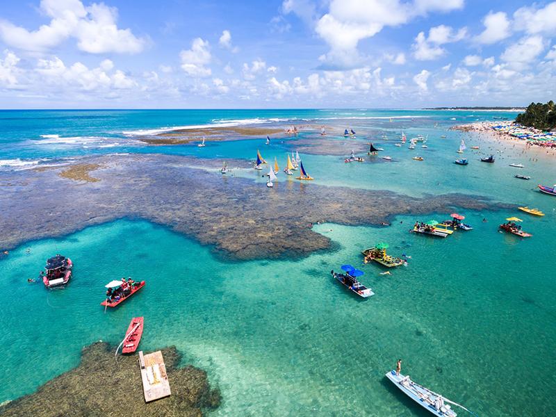 O que fazer em Recife: Porto de Galinhas