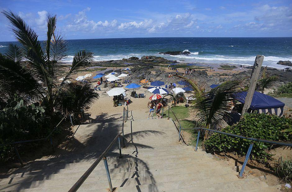 Passeio em Salvador: Praia do Buracão