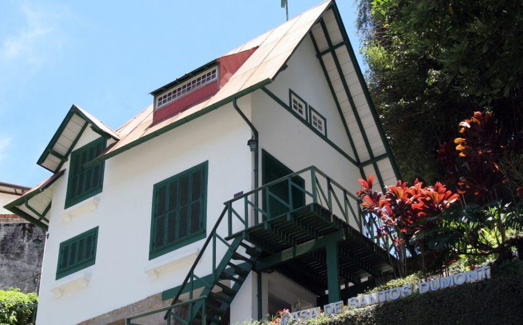 Casa de Santos Dumont - Petrópolis