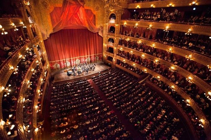 Passeio em Buenos Aires: Teatro Cólon