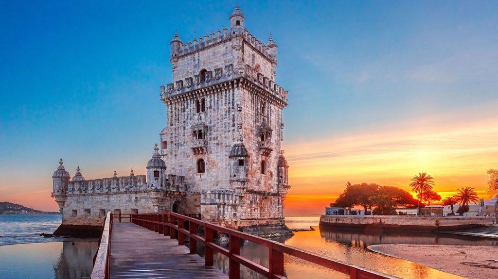 Passeio em Lisboa: Torre de Belém
