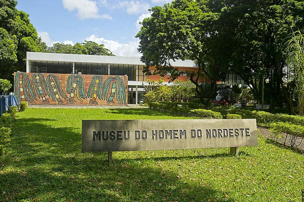 Passeio em Recife: Museu do Homem do Nordeste