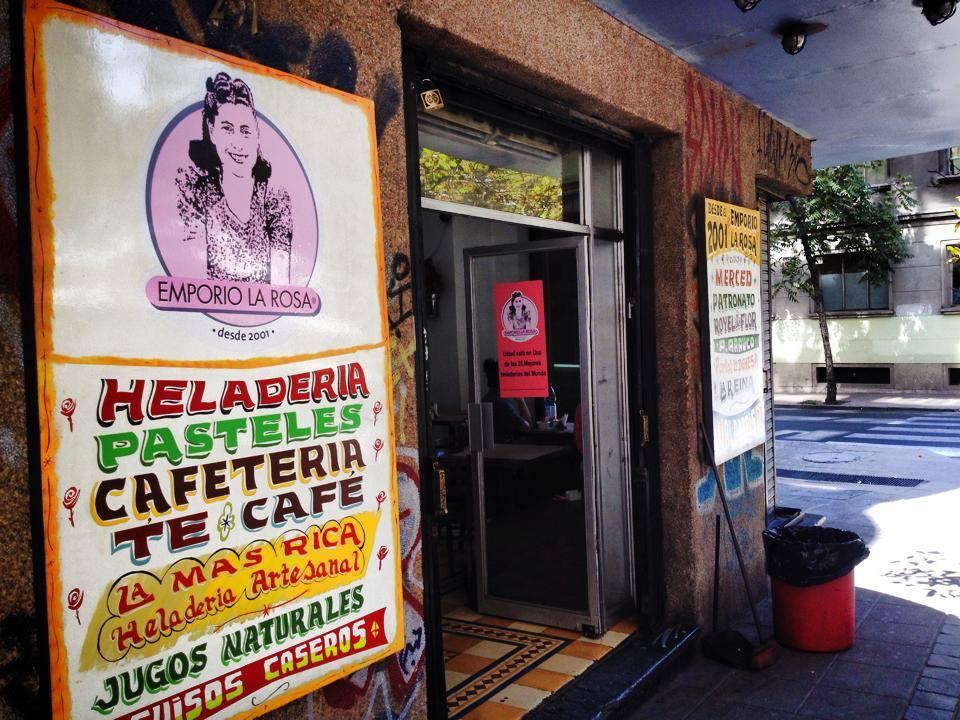 Emporio La Rosa - Melhor Sorveteria em Santiago