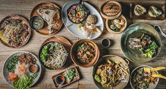 Onde Comer em Buenos Aire: Sunae Asian Cantina