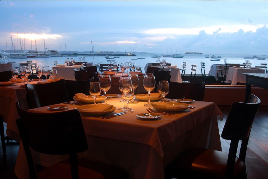 Restaurante Amado - Jantar Romântico em Salvador