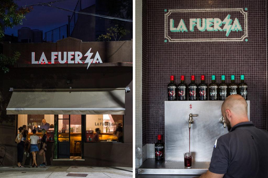 Onde comer e beber em Buenos Aires: La Fuerza