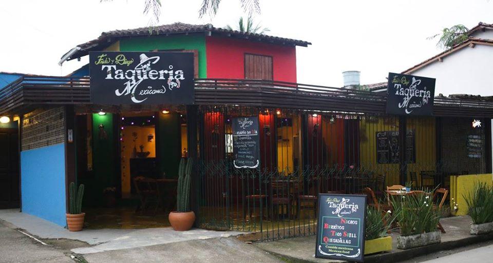 Restaurantes em Paraty: Frida & Diego Taqueria Mexicana