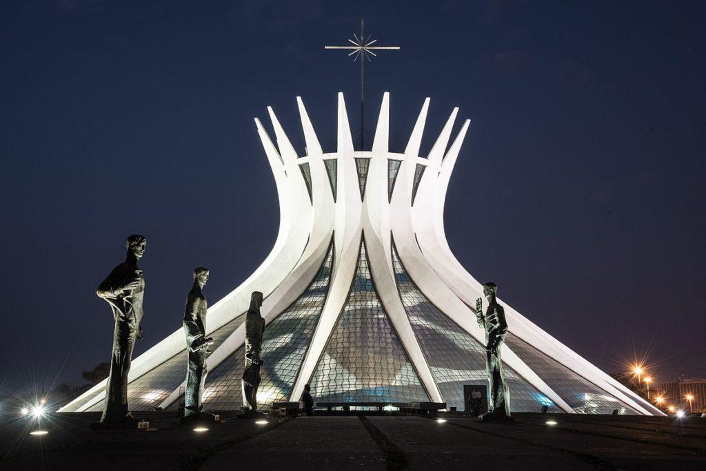 Catedral N. Sra. Aparecida - Brasília