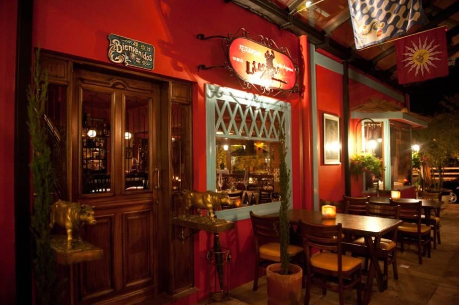 Restaurante Libertango em Campos do Jordão
