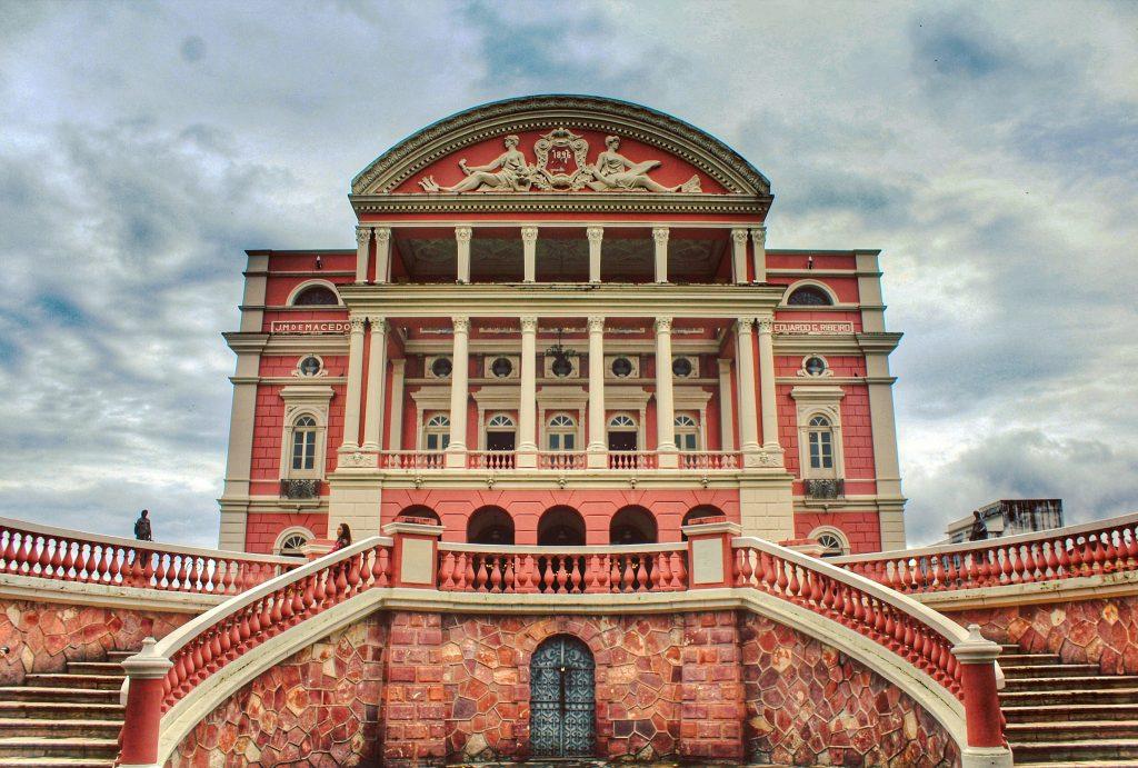 Teatro Amazonas - Manaus