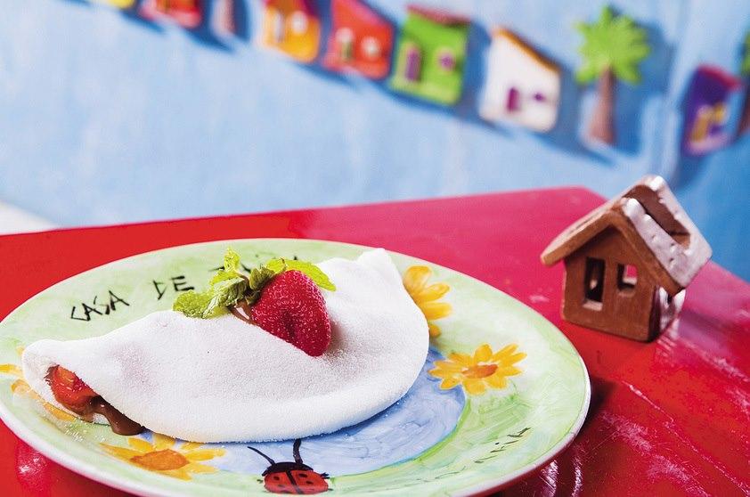 Onde comer em Natal: Casa de Taipa Tapiocaria
