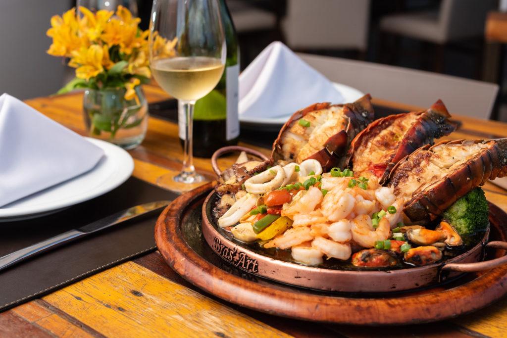 Onde comer em João Pessoa: Nau Restaurante