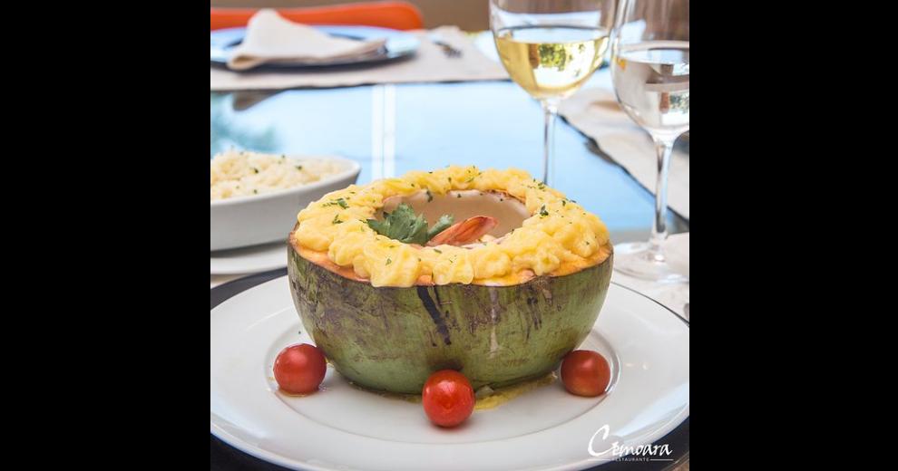 Onde Comer em Fortaleza: Cemoara