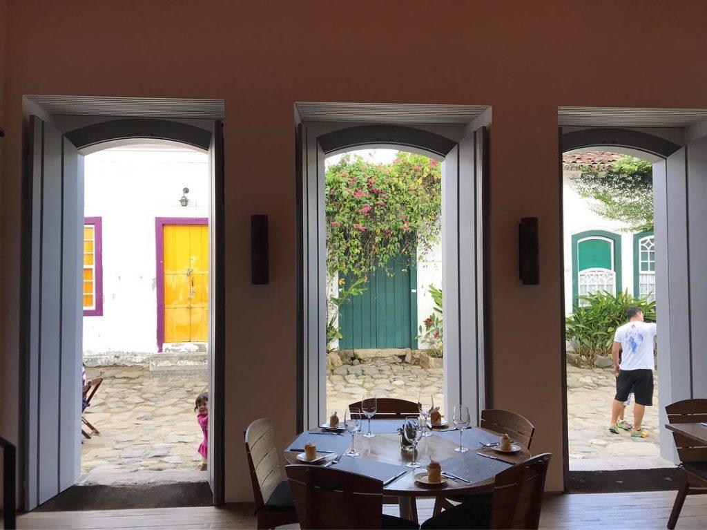 Quintal das Letras - Restaurante em Paraty