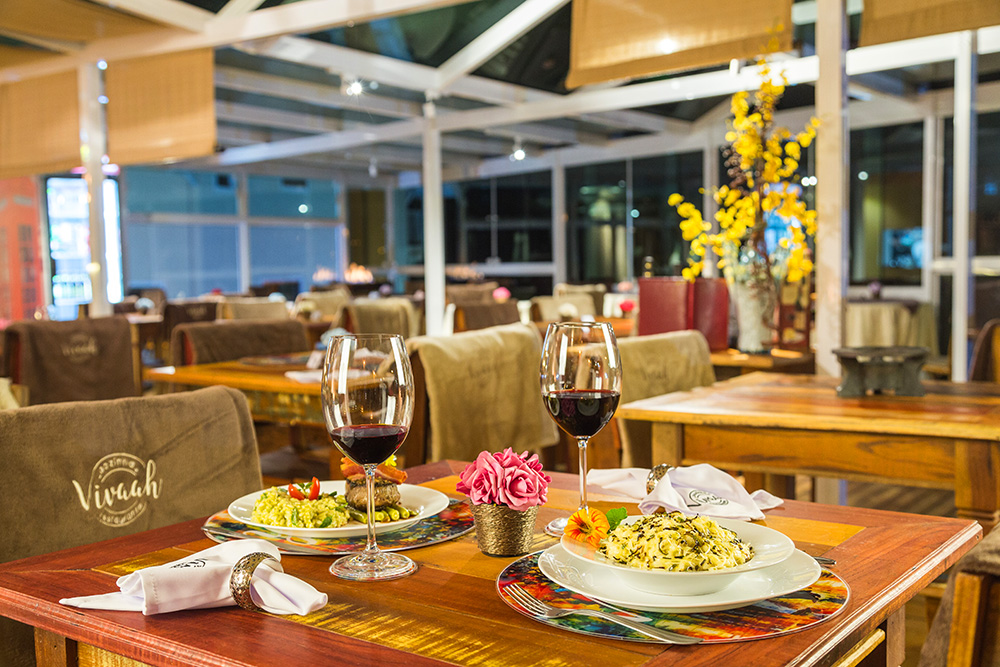 Restaurante Cozinha Vivaah - Onde comer em Campos do Jordão
