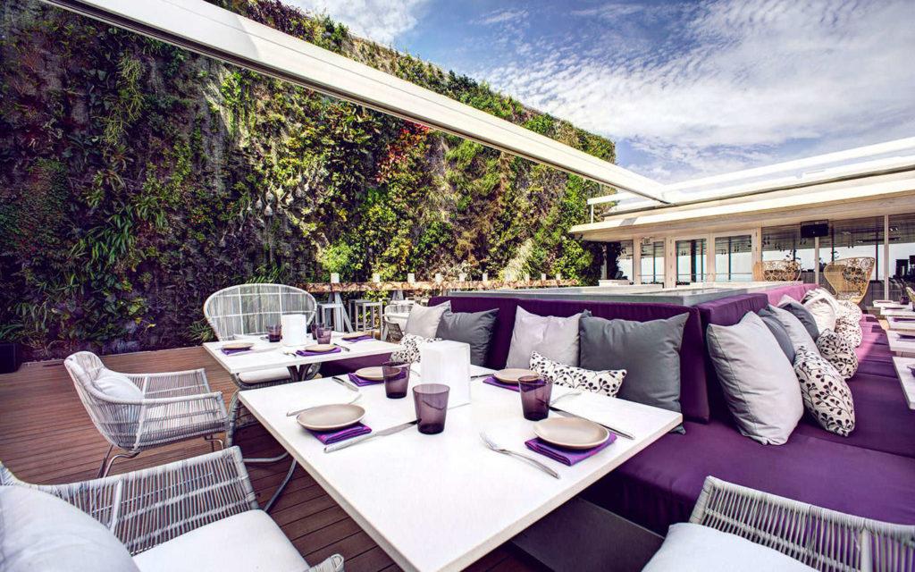 Restaurante Juvia em Miami