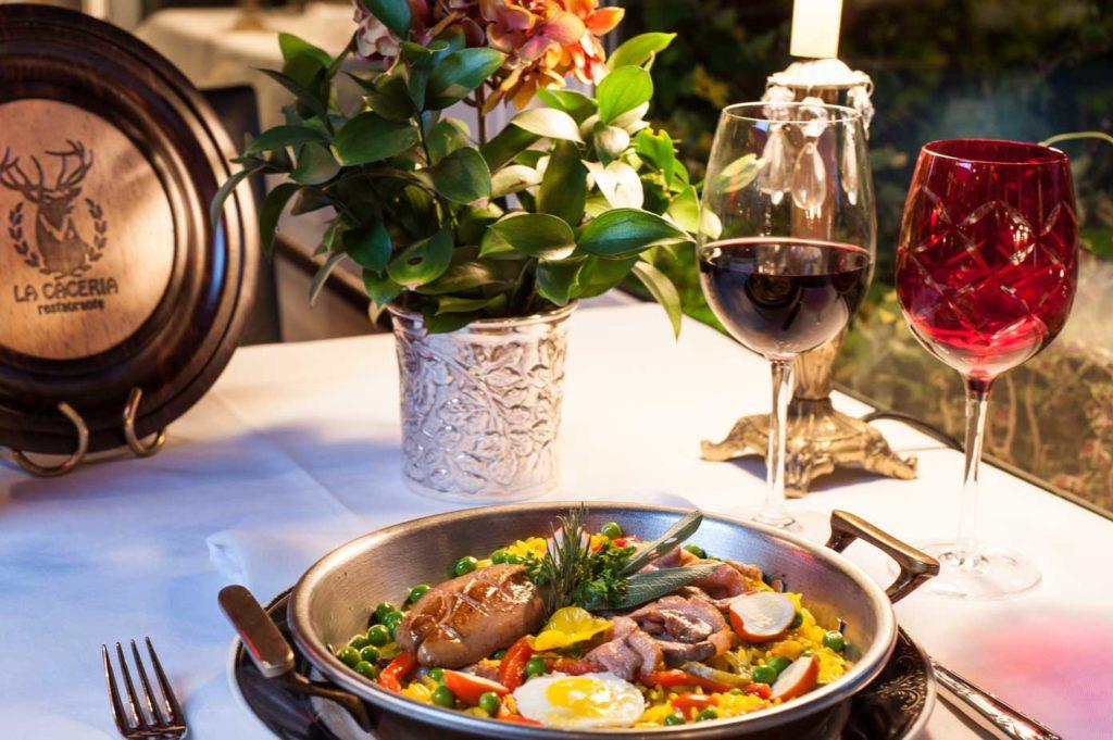 La Caceria - Restaurante premiado em gramado
