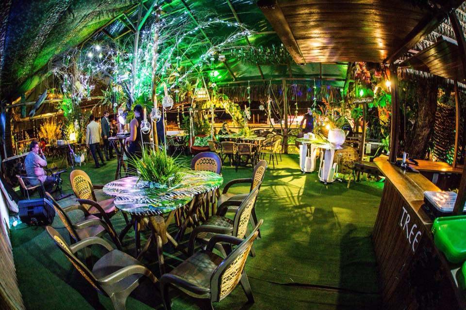 Onde comer em João Pessoa: Treehouse Bar Lounge