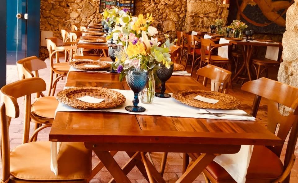 Restaurante Bartholomeu - Onde comer em Paraty