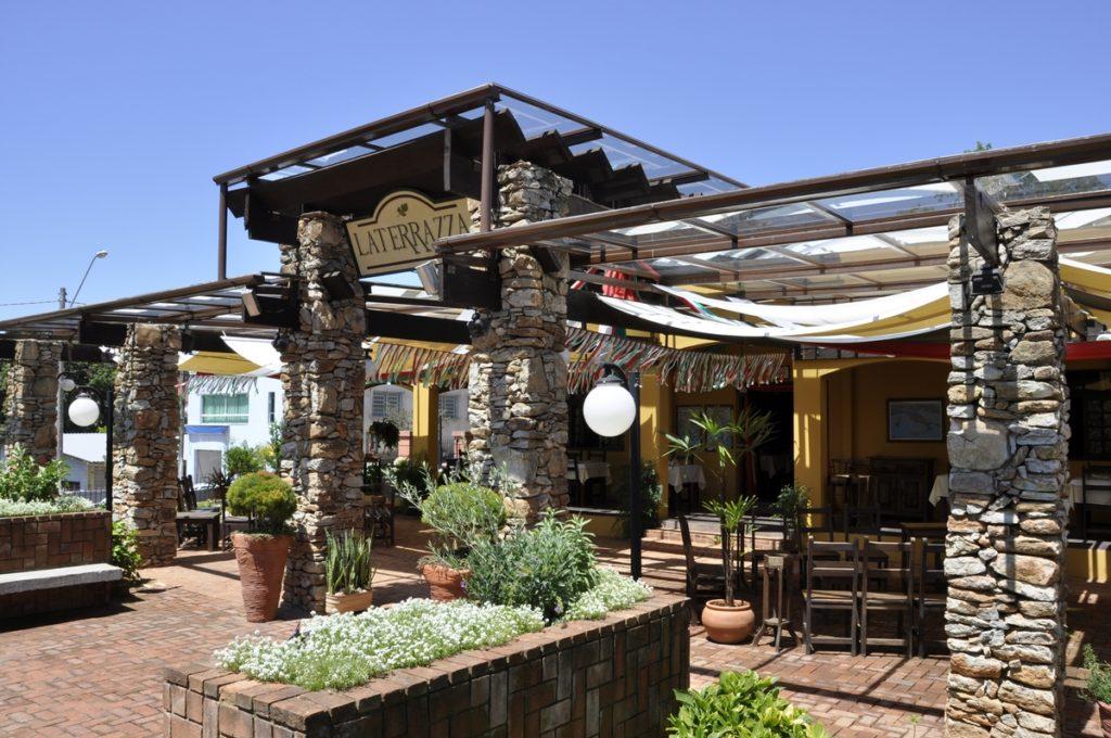 Restaurante La Terrazza Serra Negra