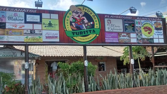 Feira do Turista - Aracaju