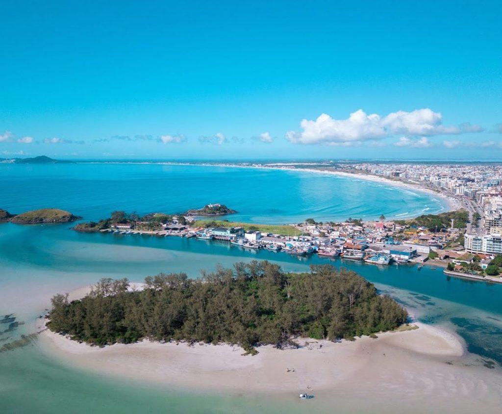 Ilha do japonês - Cabo Frio