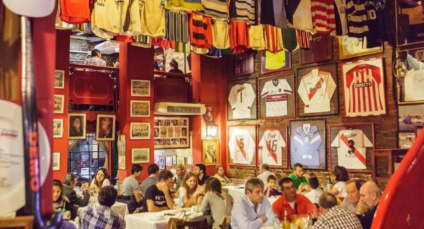 Onde Comer em Buenos Aires: El pobre Luis