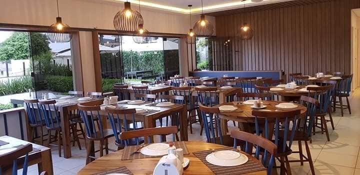 Restaurante Aladym - Florianópolis
