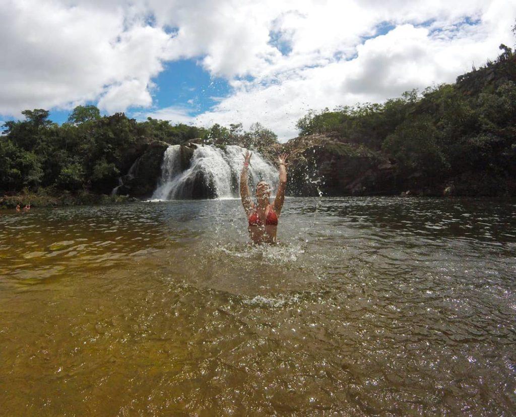 Cachoeira do Filó - Capitólio