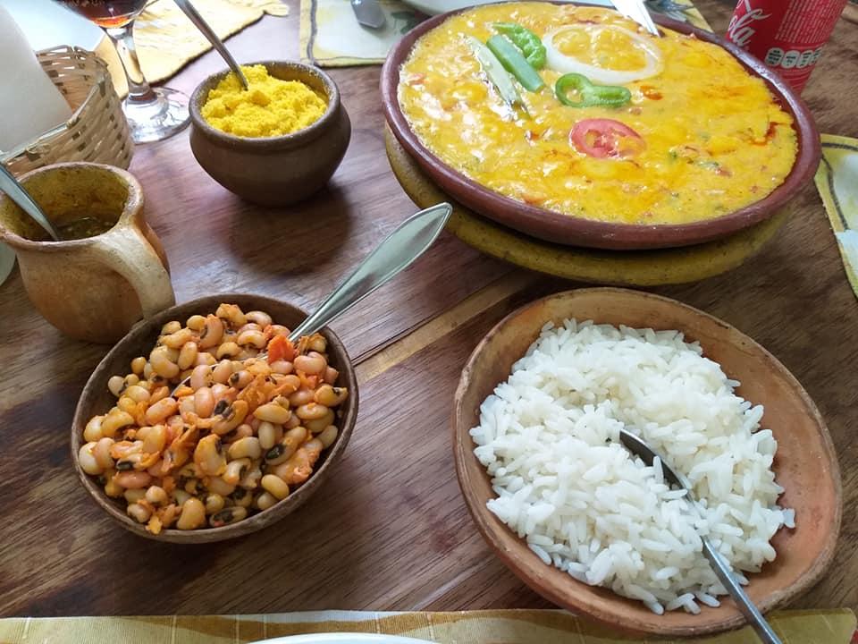 Melhores restaurantes em Salvador